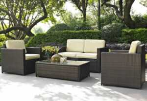 How to Take Care of Your Wicker Patio Furniture