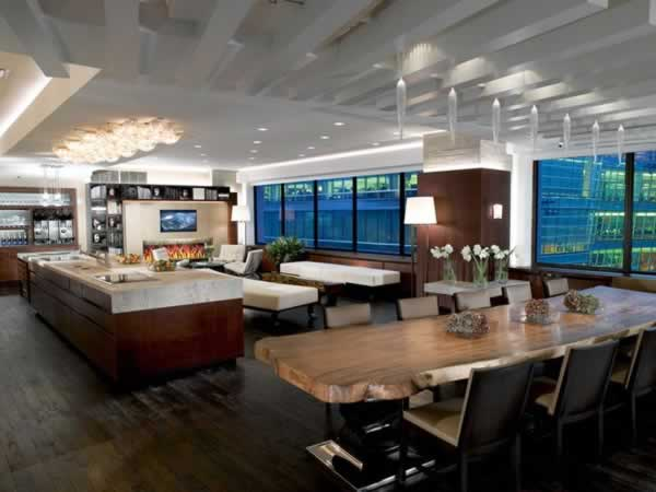 How to create a luxurious kitchen - large luxurious kitchen