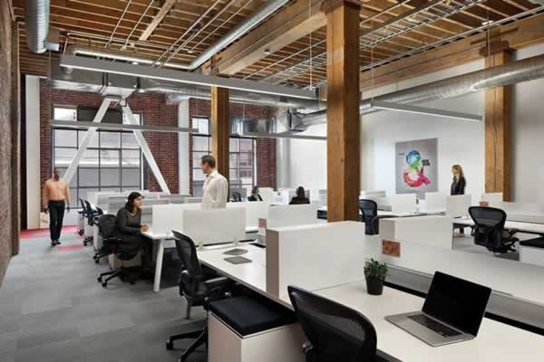 How to increase business space without relocating - beautiful office