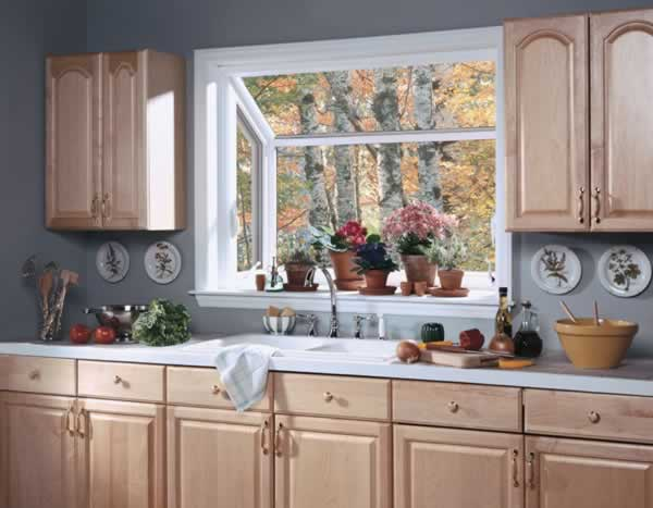 Kitchen makeover - kitchen window