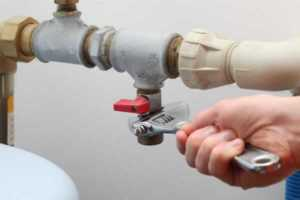 Plumbing fittings from A to Z - cross connection