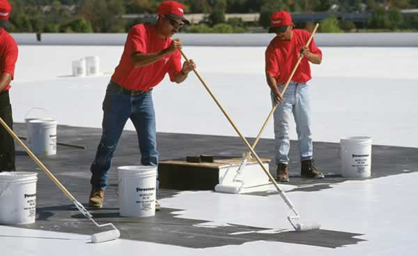 Summer is the Perfect Time for Installing Roof Coating