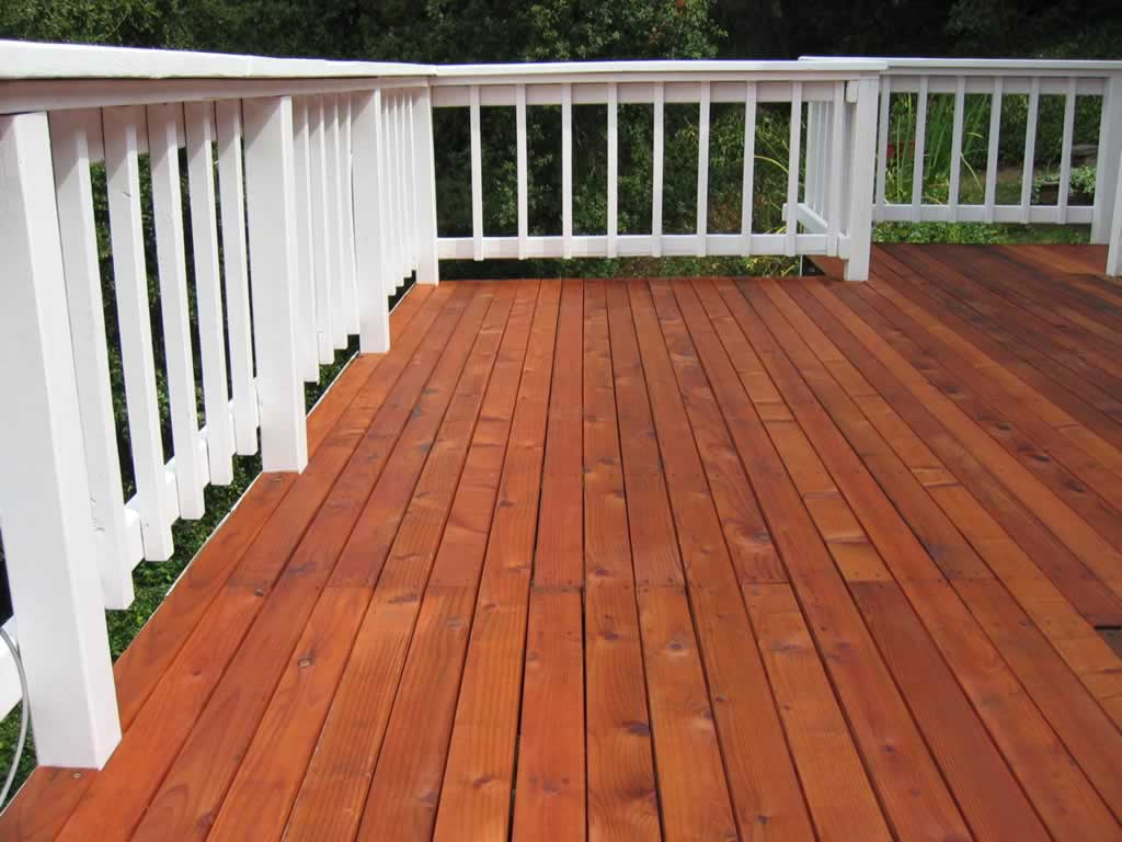 Deck Stain Vs Paint