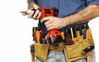 Essential handyman tools
