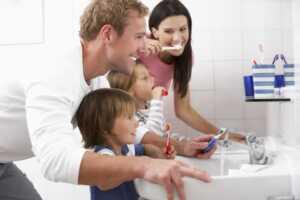 Green Home - DIY Improvements - family