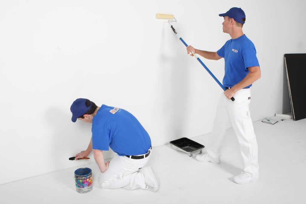 How a handyman can improve the value of your home - painting
