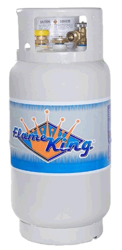How to take care of propane tanks - Flame king propane tank