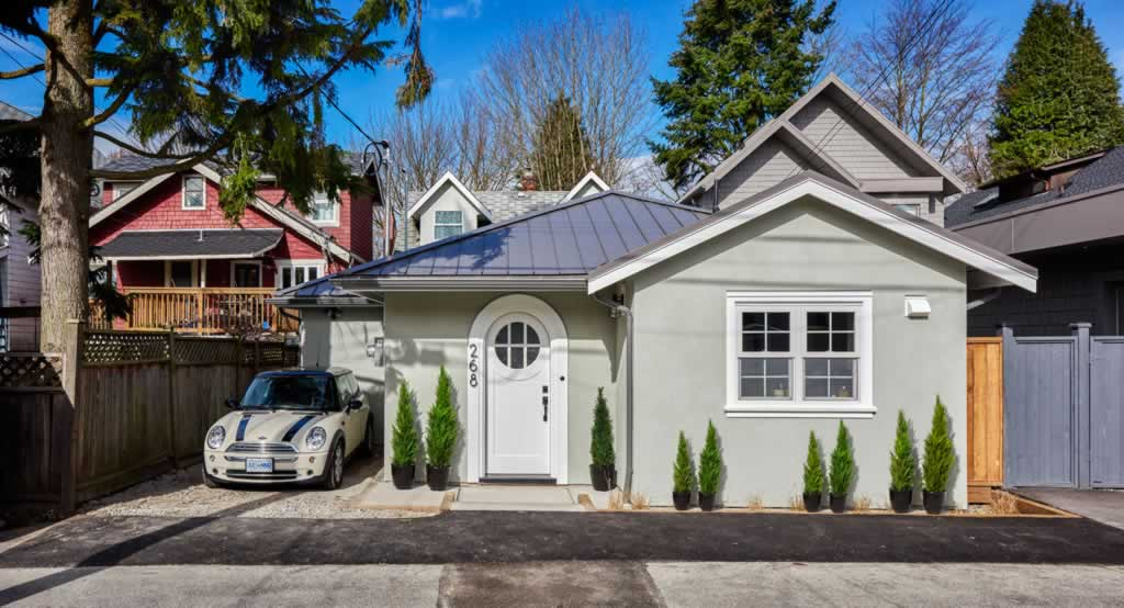 Ways that laneway housing can be beneficial to your community