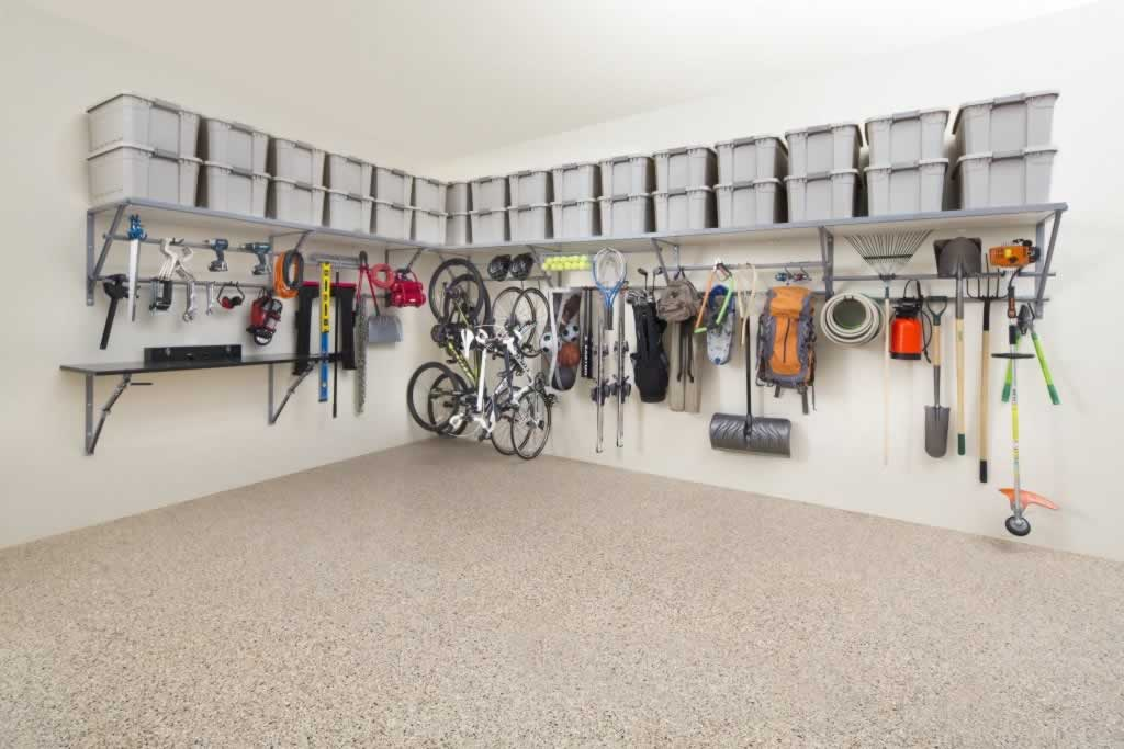 Why Homeowners Should Keep an Organised and Tidy Garage