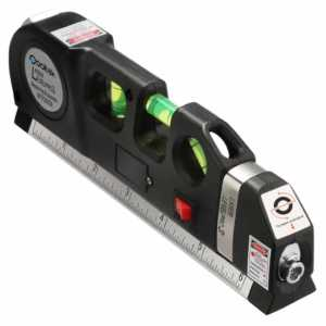 essential tools for every homeowner - laser level