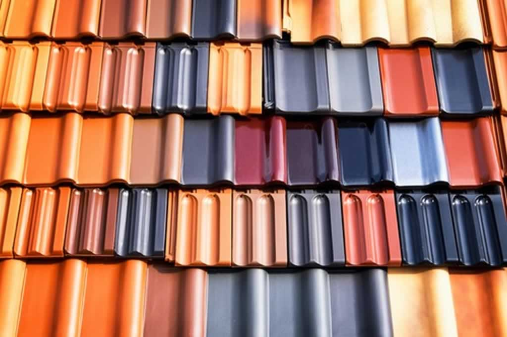roofing types and how to choose the right color for your home - clay shingles