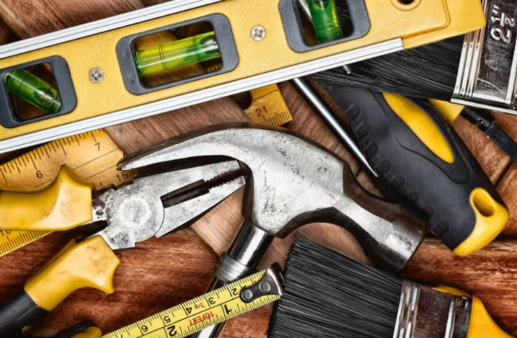 A comprehensive list of tools you'll need to remodel your home - tools