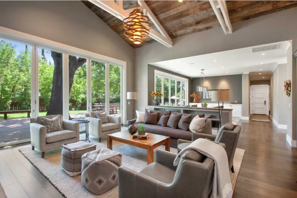 Best tips to modernizing your home - living room
