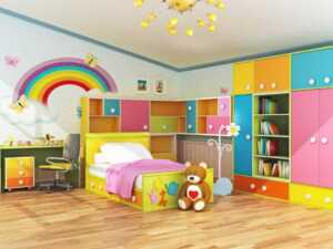 Choosing The Best Mural themes For Your Kid's Bedroom