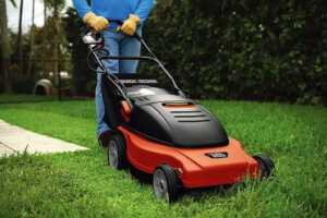 Environment-Friendly Electric Mowers - Pros and Cons