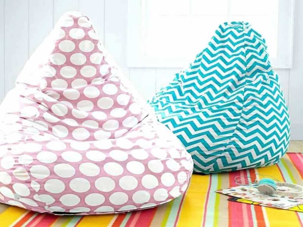 How to Make a Beanbag Chair