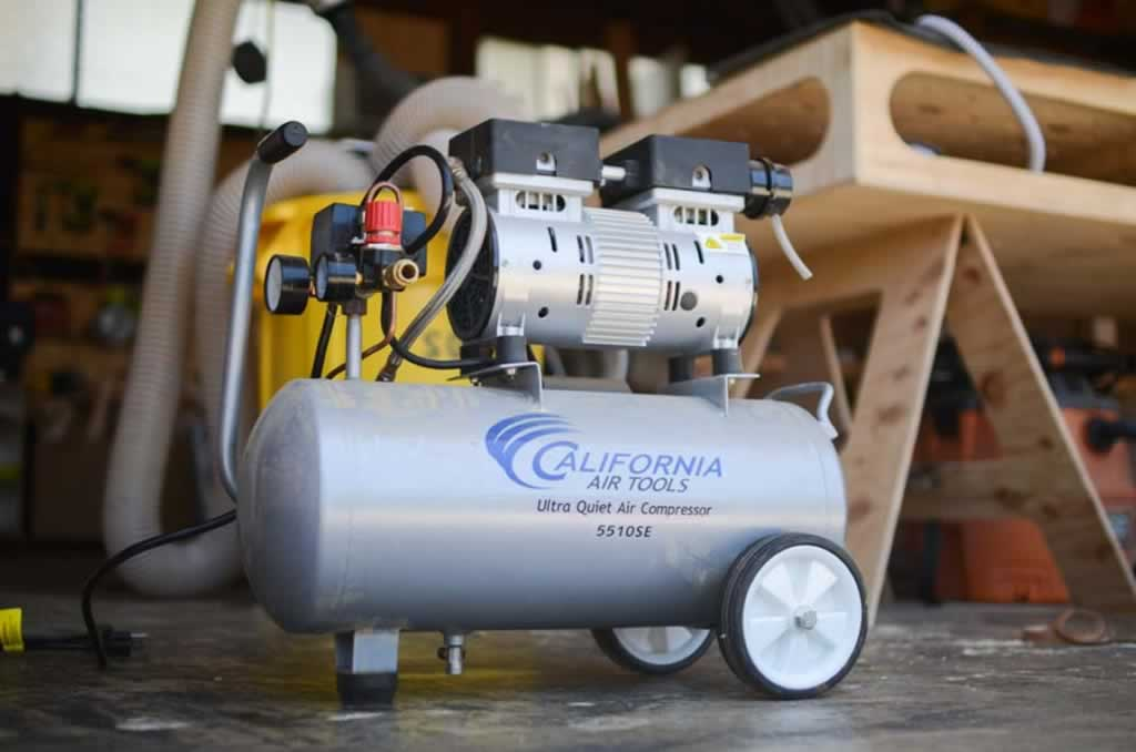 Reasons why air compressors are important for construction projects - California air compressor
