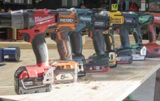 The pros and cons of cordless power tools - cordless drills