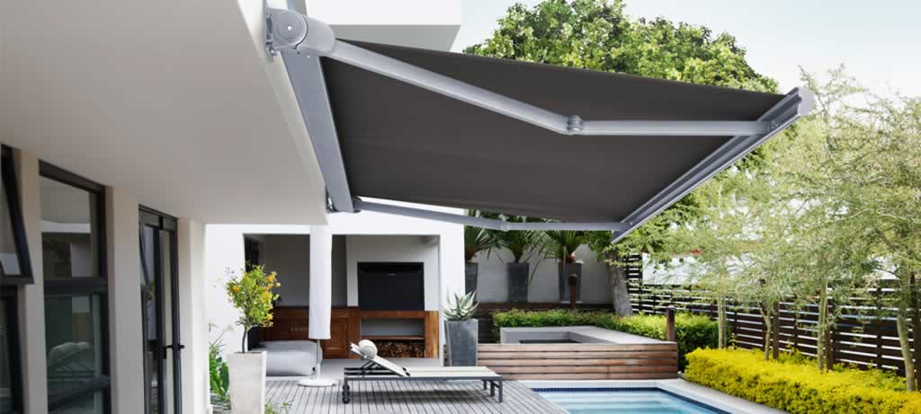 Tips for keeping your awning looking great - folding arm awning