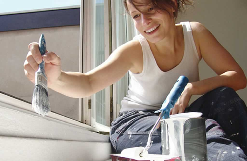 Tips to prepping your home repair project - painting