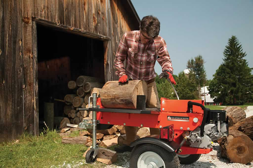 Different types of Log Splitters and its usage
