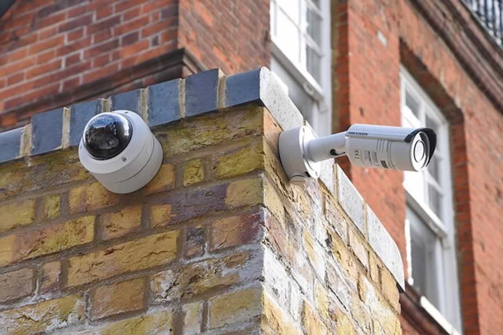Four simple ways to add value to your property - security cameras