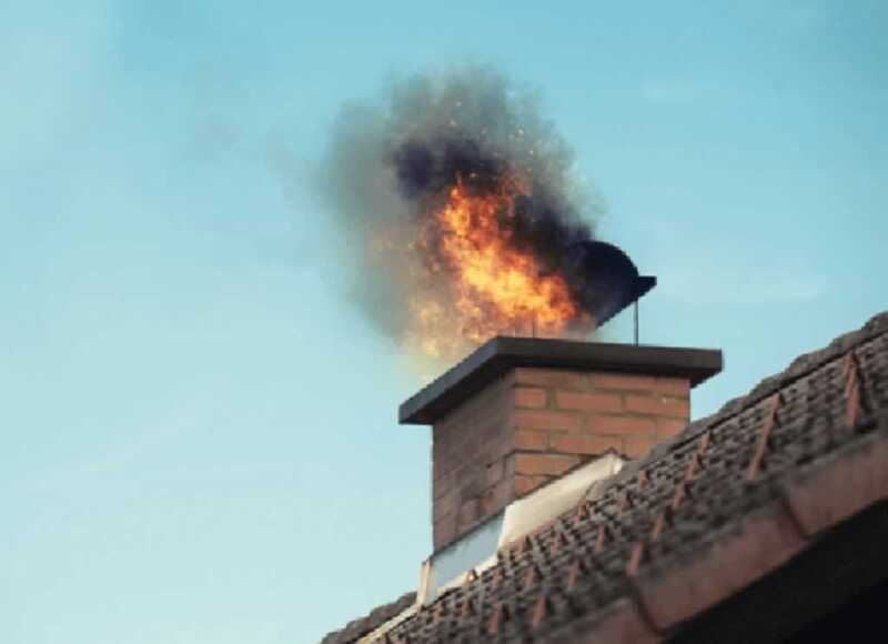 How to Prevent Creosote Buildup & Avoid a Chimney Fire