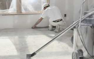 How to keep your house clean during renovation - cleaning