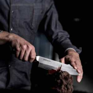 Improve your cooking game with Kamikoto knives - cutting with Kamikoto knives