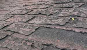 Signs that you need to install a new roof - damaged roof