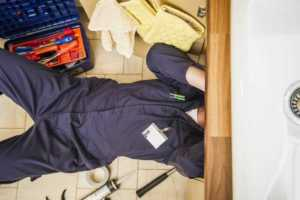 Tips for choosing the best plumber for your needs - plumber under the sink