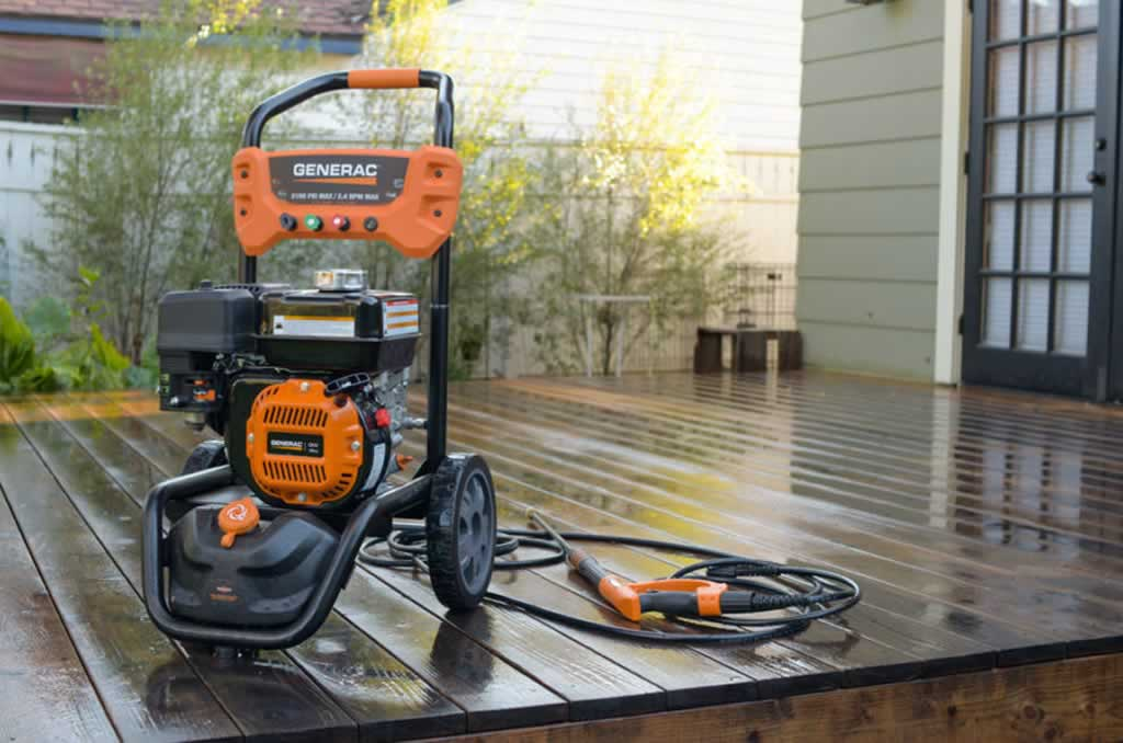 Ultimate Pressure Washer Buying Guide