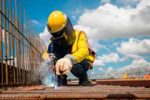 Welding Safety Tips And Tricks - welding on site