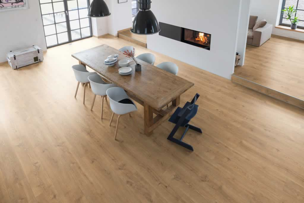 Benefits of using Egger Laminate Flooring