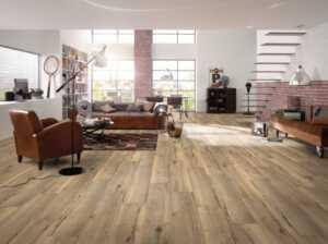 Benefits of using Egger laminate flooring - beautiful living room