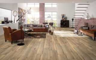 Benefits of using Egger laminate flooring - beautiful living room