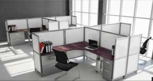 Benefits to Using Office Partitions