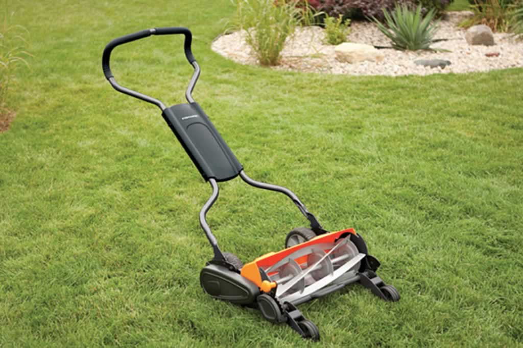 Best Reel Mower For Tall Grass