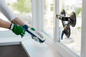 DIY Home Maintenance Tips for Every Homeowner - sealing the windows