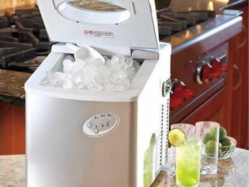 Handyman and Portable Ice Maker