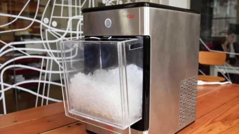 Handyman and portable ice maker - pellet ice maker