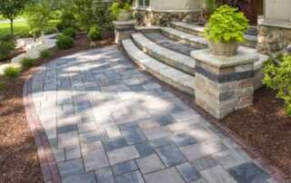 How to Construct Paver Walkways