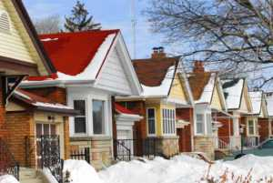 How to choose the right color for your roof - different roofs