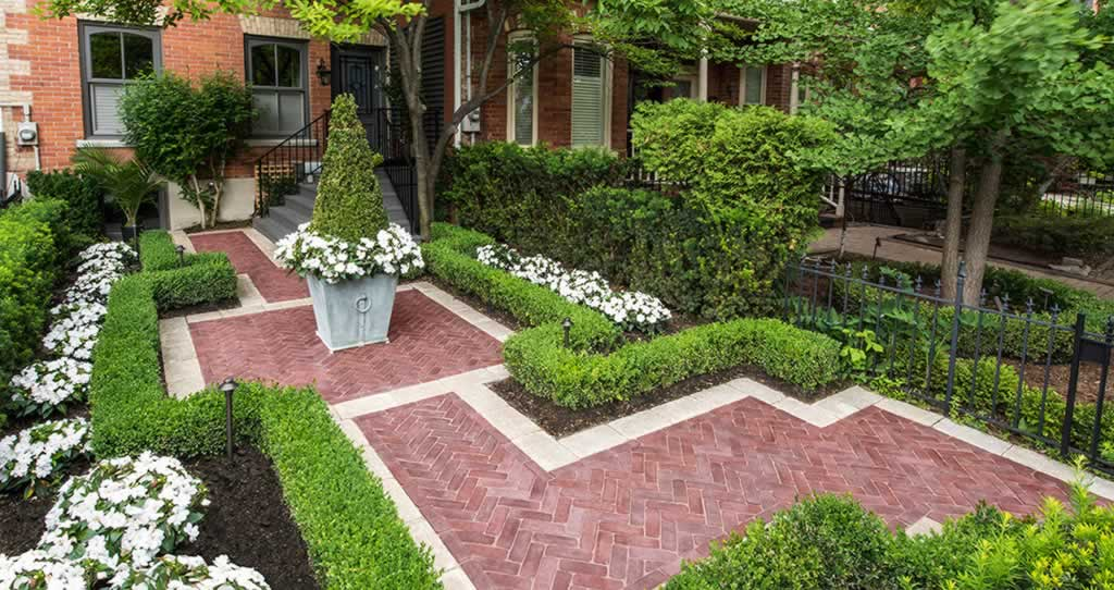 How to construct paver walkways - beautiful walkway