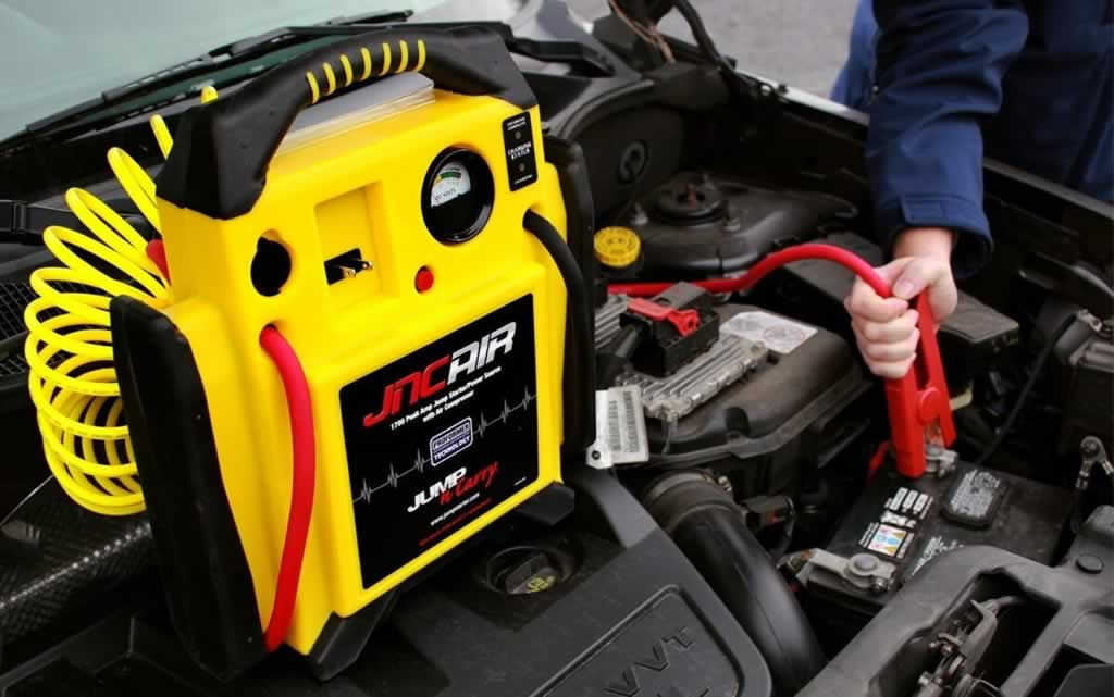 How to determine the power of a jump starter
