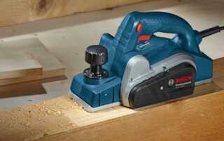 Planer Safety Tips