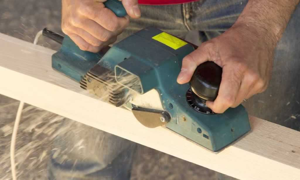 Planer safety tips - using the planer