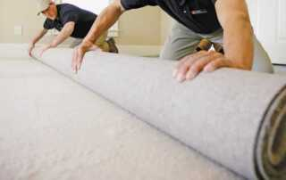 Tips for installing new carpet