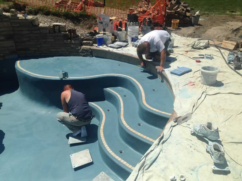 Tips to Resurfacing your Pool - plaster