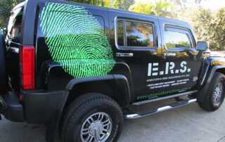Vehicle Lettering - Stand Out on the Road
